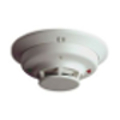 low voltage smoke detector